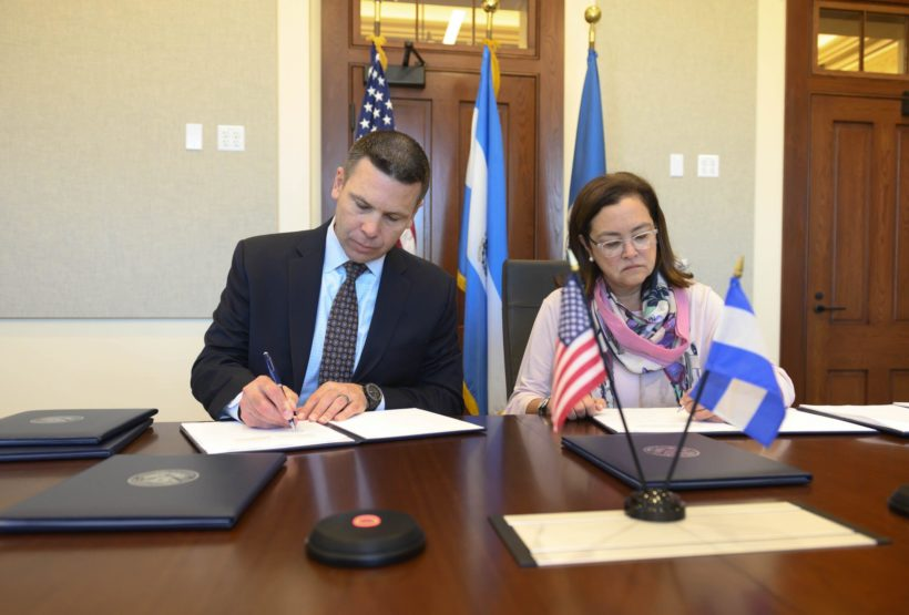 World #2 – U.S. extends Temporary Protected Status for Salvadoran immigrants