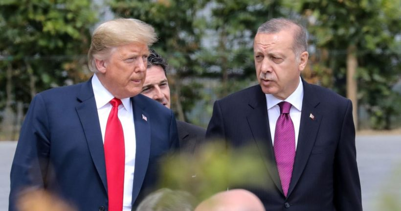 World #3 – U.S. to withdraw from Syria before Turkish operation