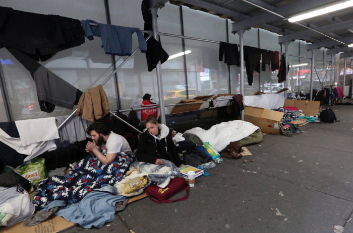 NYC secretly exports homeless to other states