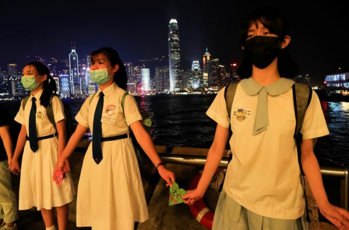World #1 – Communist China's 70th anniversary marred by HK protesters calls for freedom