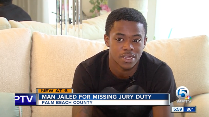 21-year-old who overslept and skipped jury duty sentenced to 10 days in jail