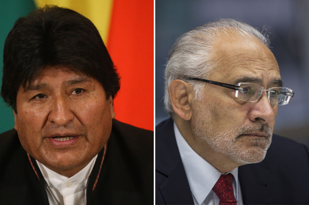 World #3 – Bolivia election confusion stokes concern about foul play