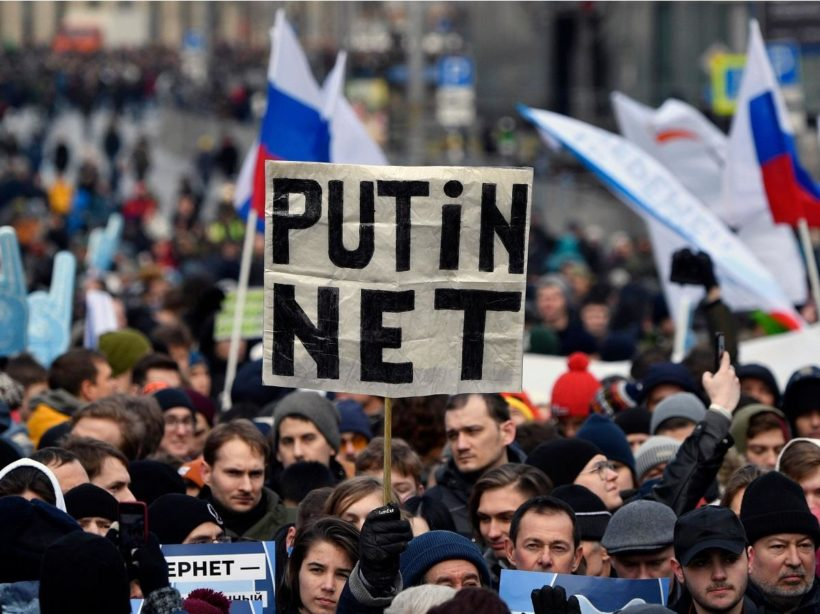 World #3 – Russia to test its own internet to isolate it from worldwide web