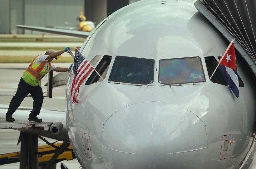 World #1 – U.S. bans flights to all Cuban cities except Havana