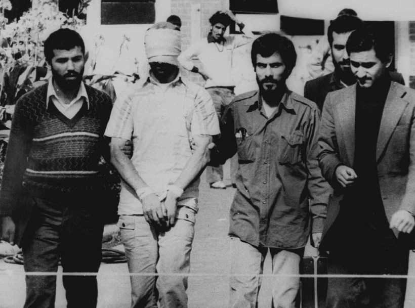 World #1 – Iranians released American hostages on Ronald Reagan's inauguration day 40 years ago