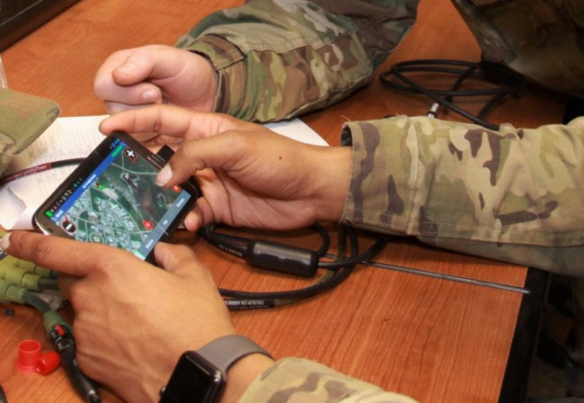 Soldiers with top-secret clearances say they were forced to use an app that could endanger them