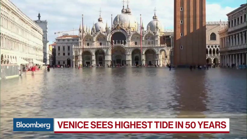 World #2 – Venice residents blame politicians for massive flooding