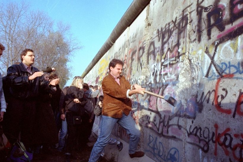 World #2 – Three decades on, Germans remember surprise fall of Berlin Wall