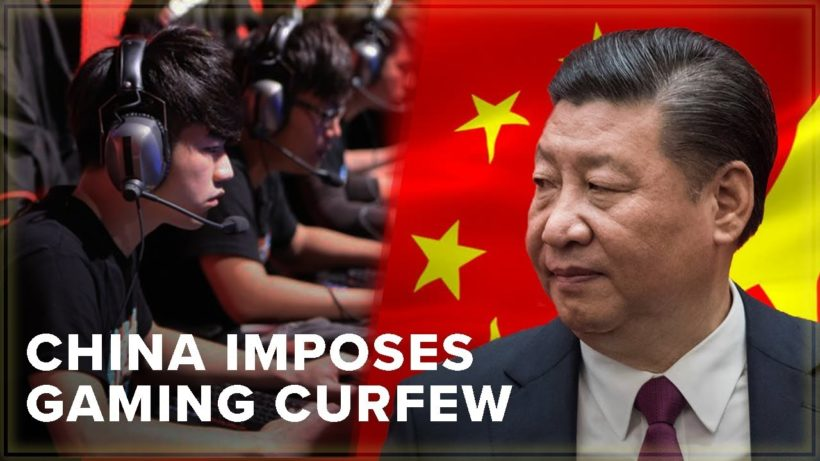 World #1 – China imposes gaming curfew for minors