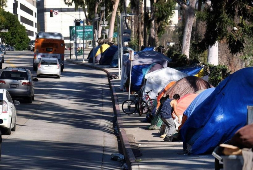 Why California Keeps Making Homelessness Worse