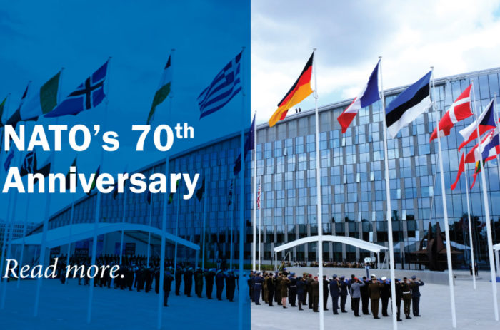 World #1 – NATO's 70th anniversary