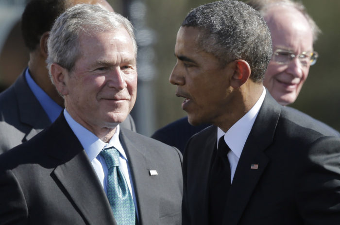 Insiders secretly blame Bush and Obama for faulty Afghan war strategies