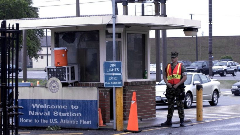 Two Chinese diplomats expelled from US after entering military base
