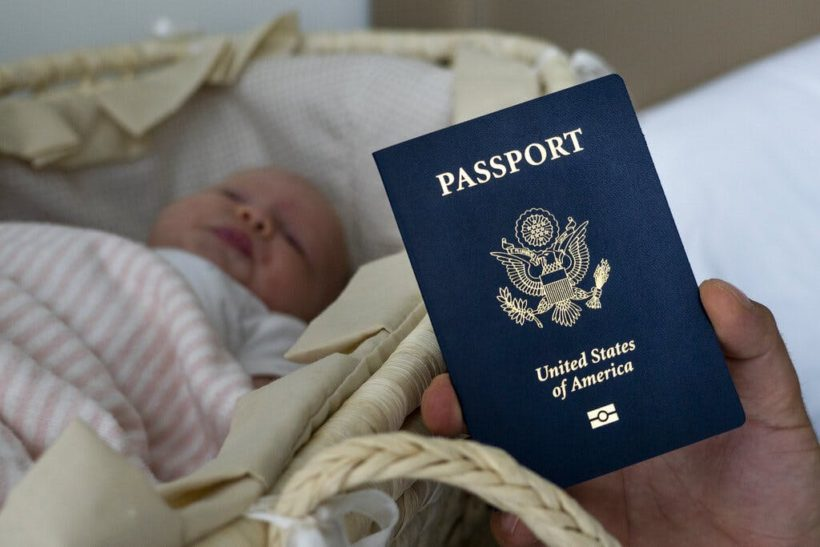 Trump administration moves to end birth tourism