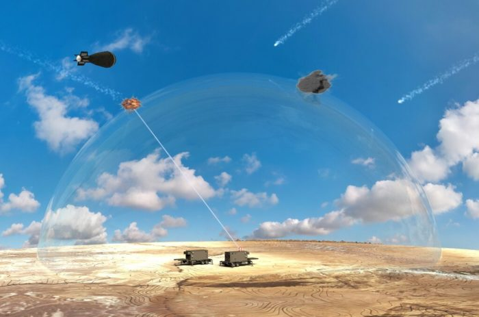 World #2 – ISRAEL unveils breakthrough laser to intercept missiles