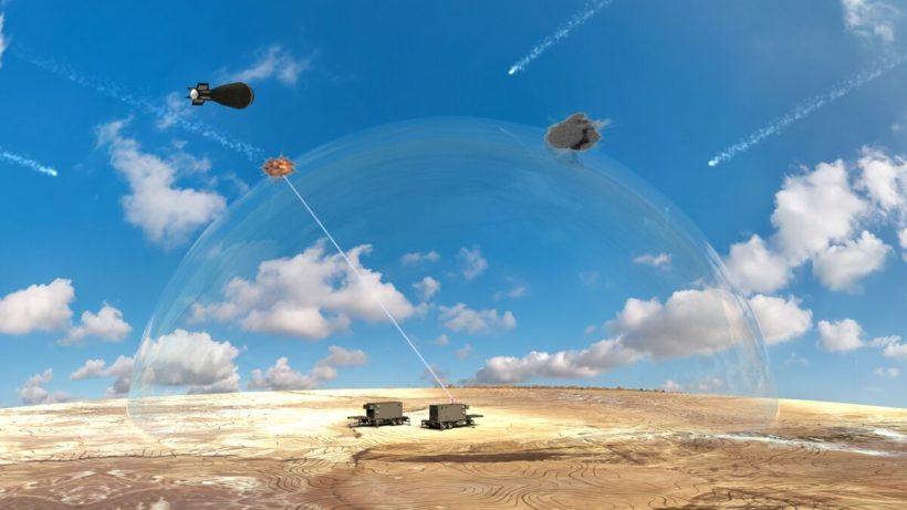 World #2 – ISRAEL unveils breakthrough laser to intercept missiles