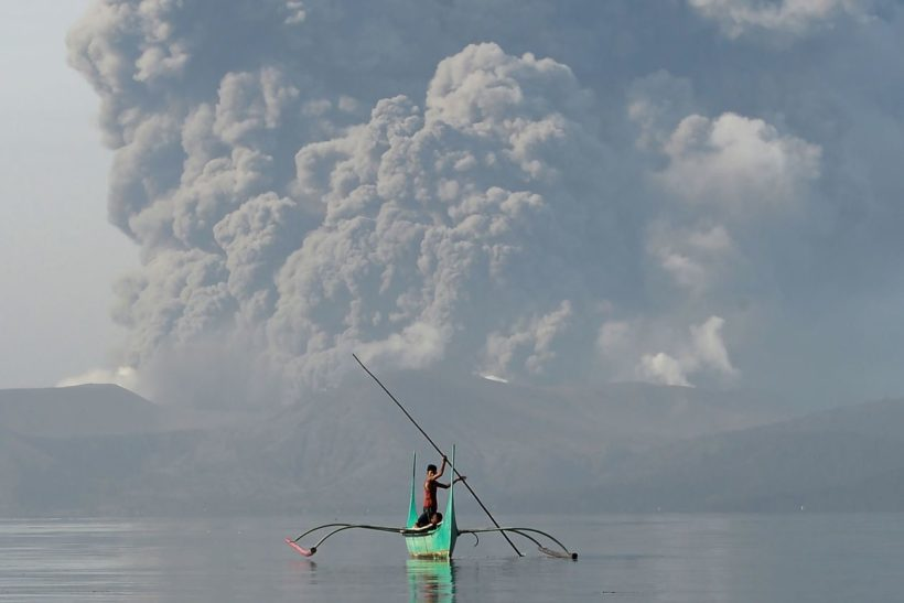World #3 – Philippines warns of 'explosive eruption' after Taal Volcano spews ash near Manila
