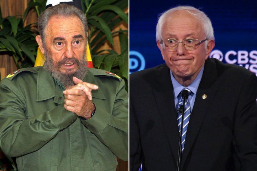 Bernie's Cuba Illiteracy