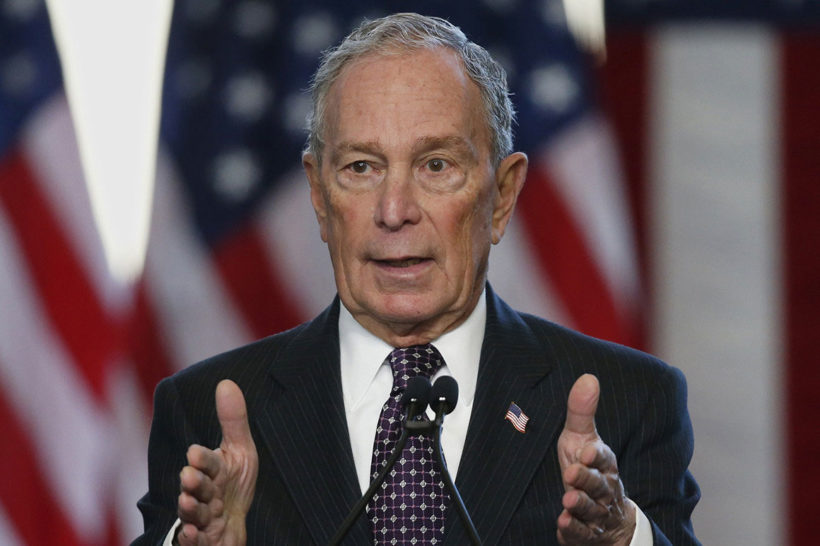 Bloomberg to debate rivals after ad blitz