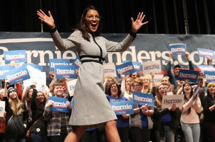 Media ignores AOC's mix-up of two famous economists