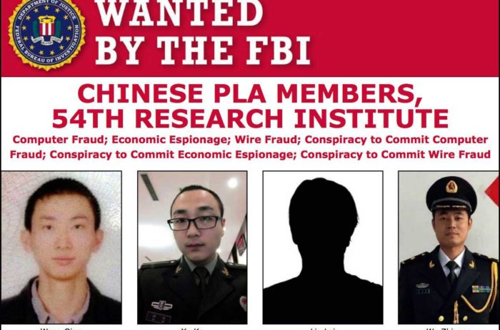 World #2 – Chinese military stole personal info from 145 million Americans in Equifax hack