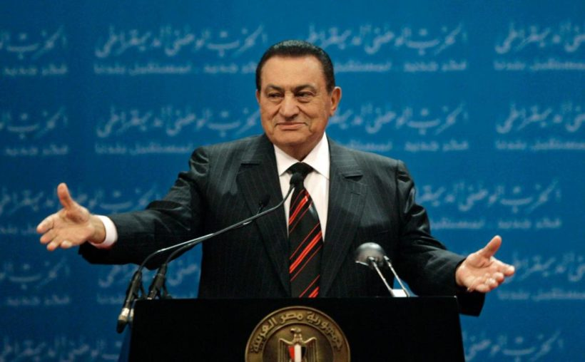 World #3 – Hosni Mubarak, ousted Egyptian president, dead at 91