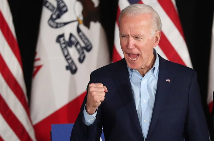 Media ignore the real story: Biden flops in Iowa; Buttigieg and Bernie voters' top picks