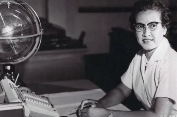 NASA icon Katherine Johnson