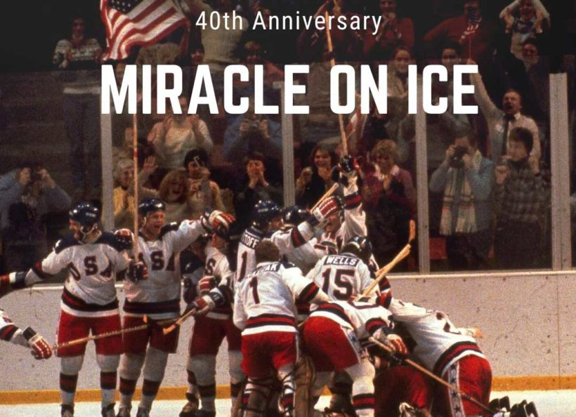 40 years later the 'Miracle on Ice' hockey team continues to be a point of American pride