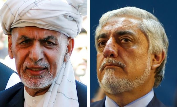 World #2 – Dueling Afghan Leaders Both Declare Themselves President