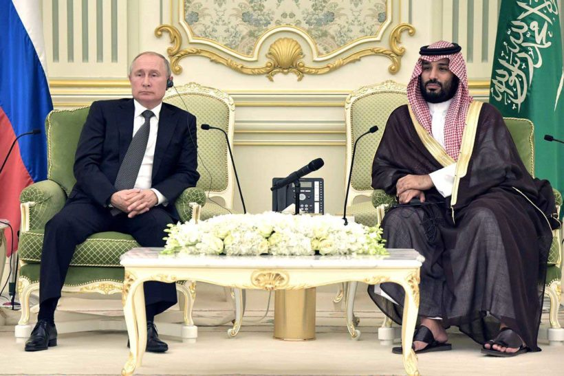 World #1 – Saudi-Russia oil war causes largest one-day drop in stock mkt in 30 years