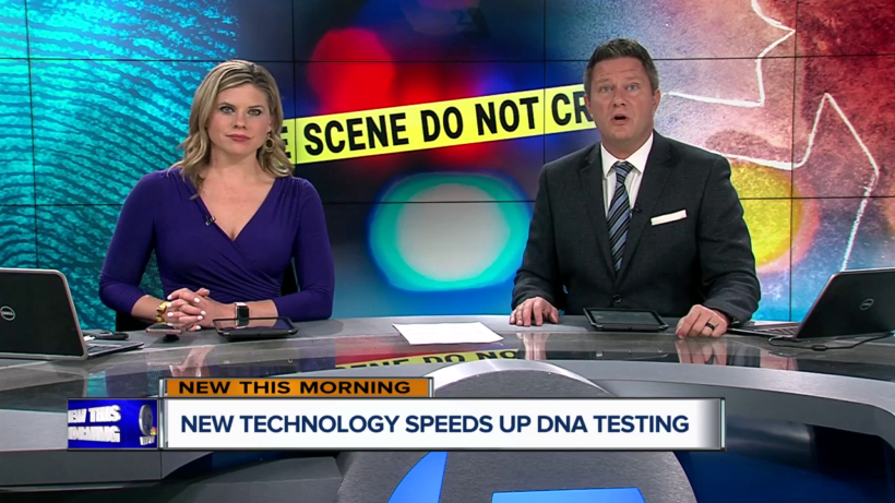 FBI rolls out Rapid DNA pilot testing program for felony suspects