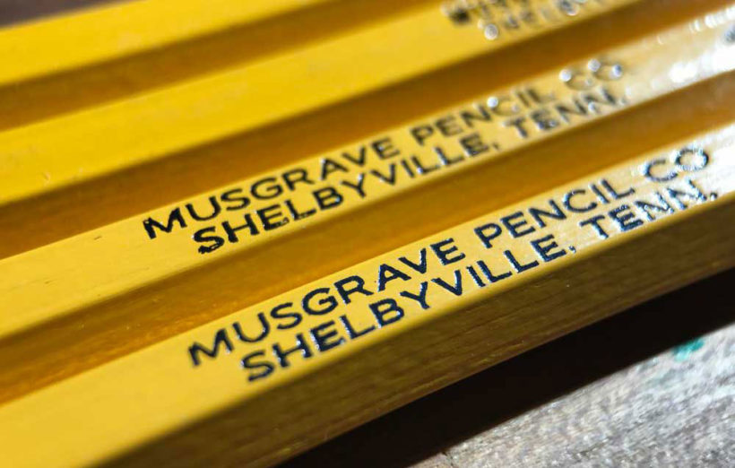 Pencil Manufacturer Thrives in Digital Age