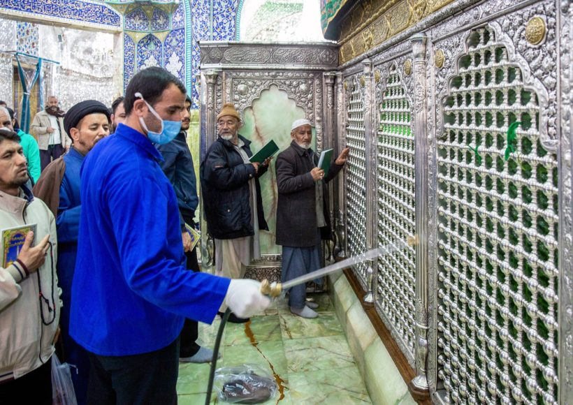 World #2 – How Iran Became a New Epicenter of the Coronavirus Outbreak