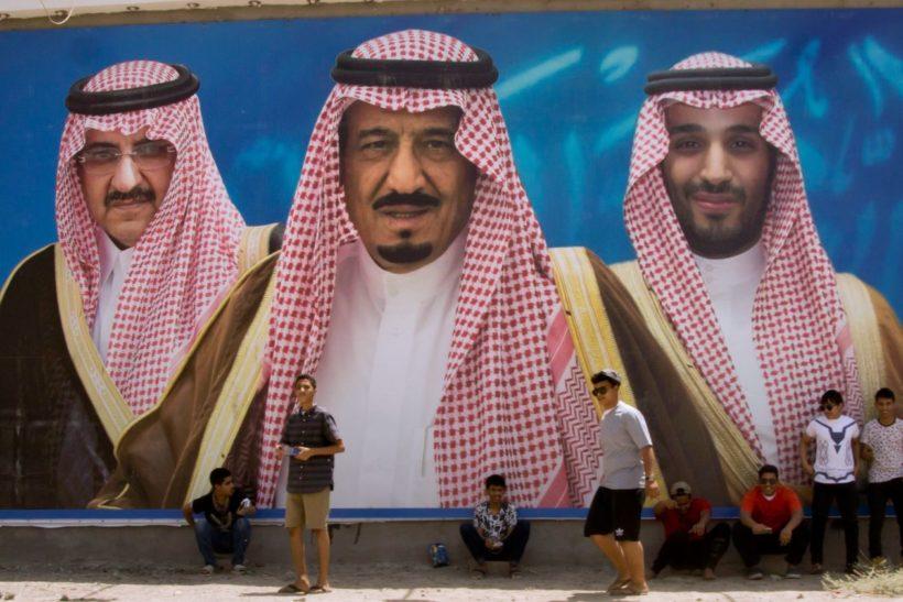 World #3 –  Top Saudi royal family members detained