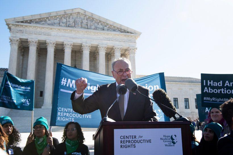 Senator Threatens Supreme Court Justices