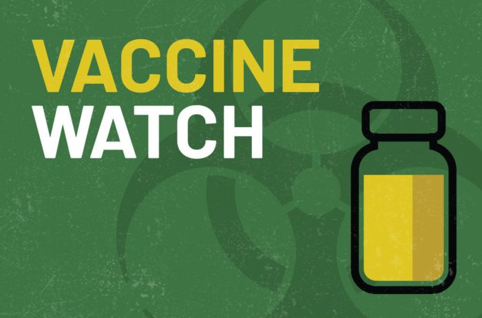 Issue #3 – A second potential coronavirus vaccine is entering human testing