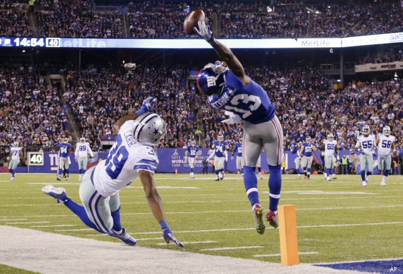 ESPN uses negative clip of Odell Beckham Jr. during NFL Draft coverage