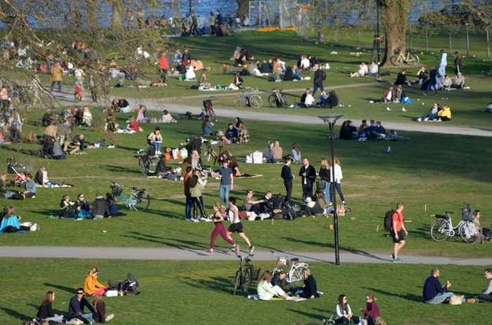World #1 – Sweden's stay-open approach is creating herd immunity quickly, ambassador says
