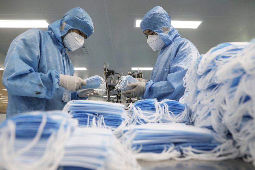 Issue #1 – China Hid Coronavirus' Severity To Hoard Supplies