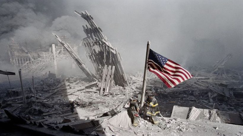 Americans were united on 9/11