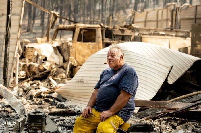 A California Town's Fire-Protection Plans Hit Red Tape, Then the Flames Came