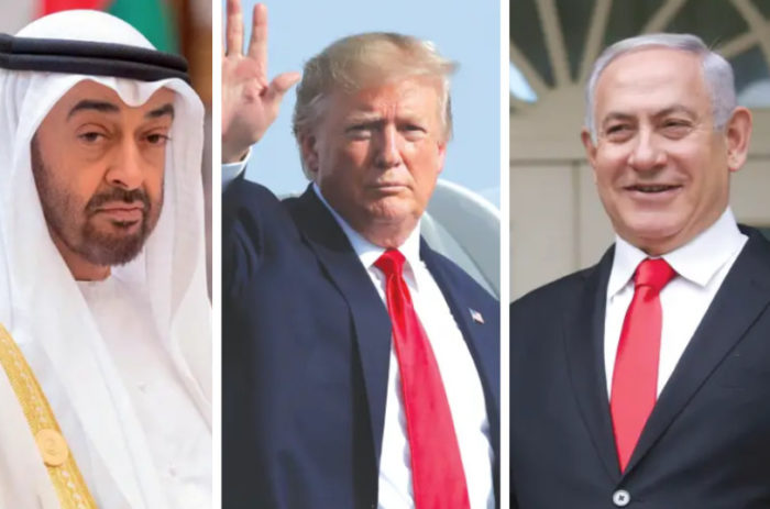 World #1 – Trump brokers historic deal between Israel and UAE