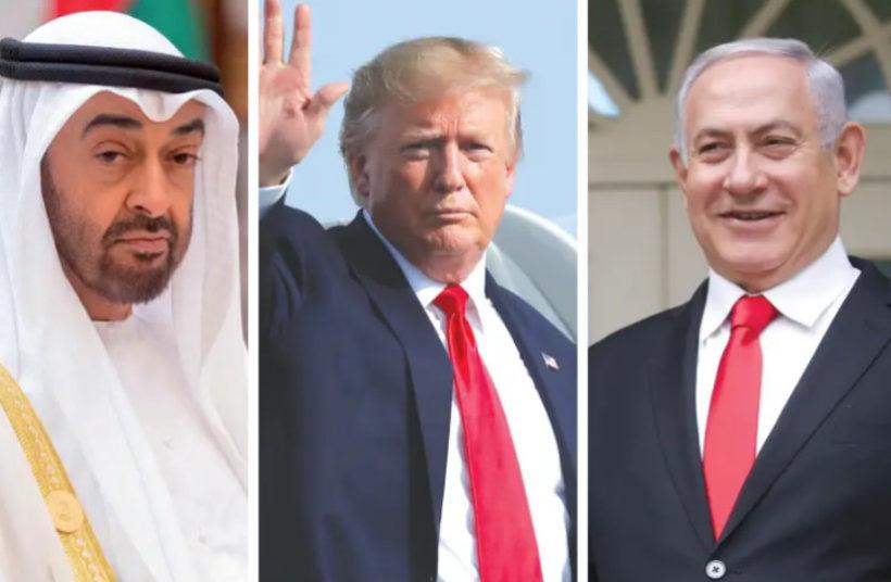 World #1 – Trump brokers historic deal between Israel and UAE