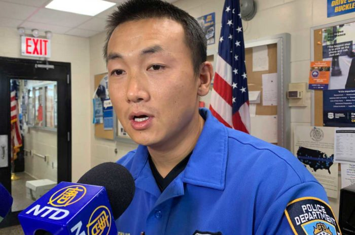 World #2 – NYPD cop accused of spying for China