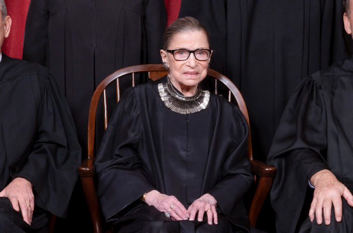 Ruth Bader Ginsburg to lie in repose at Supreme Court this week
