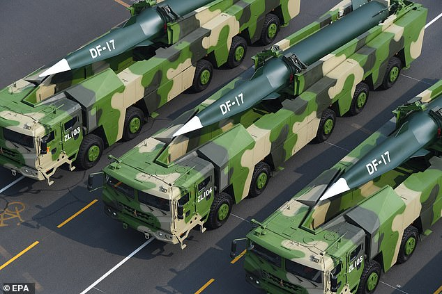 World #3 – China increases missile bases for potential invasion of Taiwan
