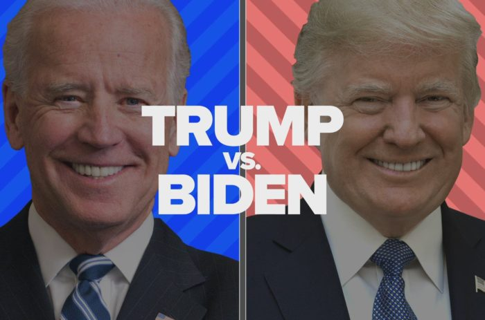 Tonight:  Trump, Biden to stage dueling town halls