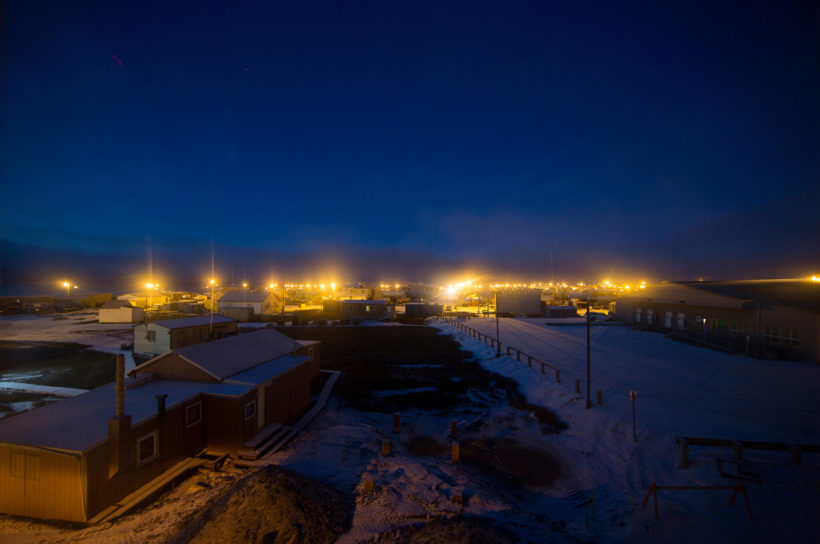 This Alaskan Town Won't See The Sun For More Than Two Months
