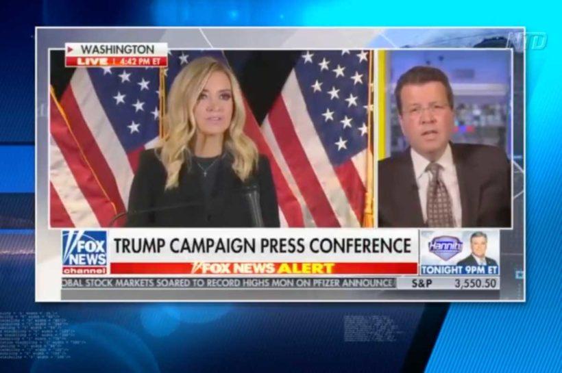 Media Networks Cut Off Press Conferences